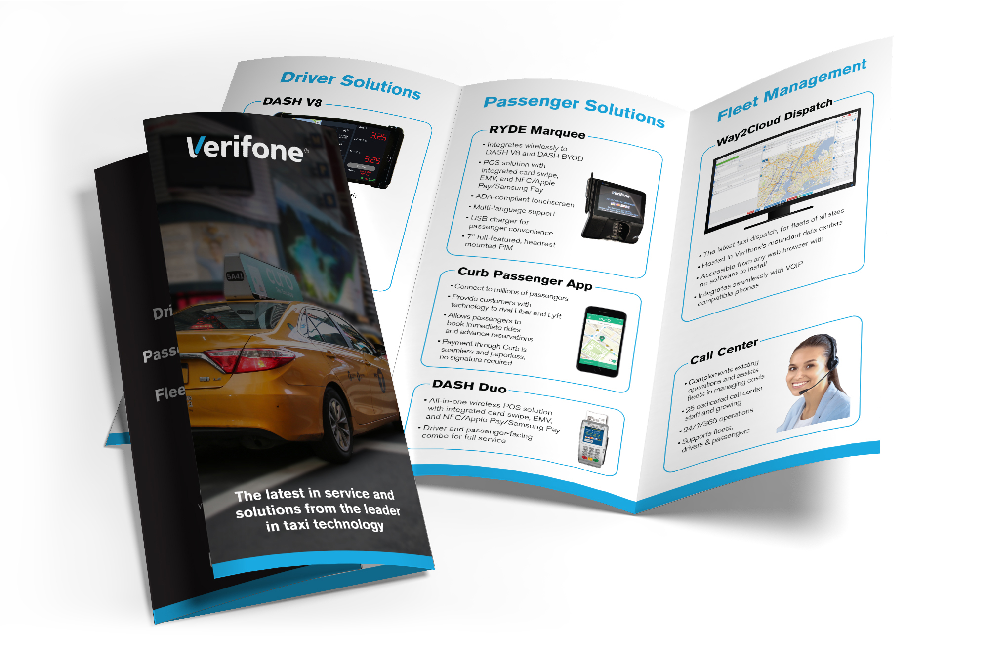 Marvelous Marketing Material Created For Verifone In Support Of The TLPA Annual  Convention And Trade Show Event, Showcasing Their Products And Services.